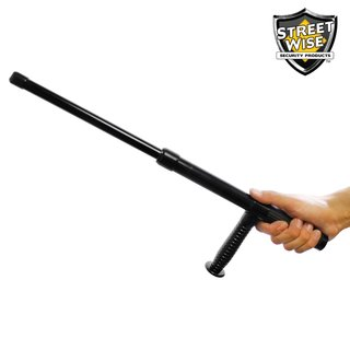 Police Force 21 Inch Expandable Tonfa Baton