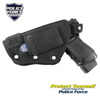 Police Force Gun Holster for 9mm