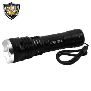Streetwise Tactical Cree Flashlight with Slide Zoom